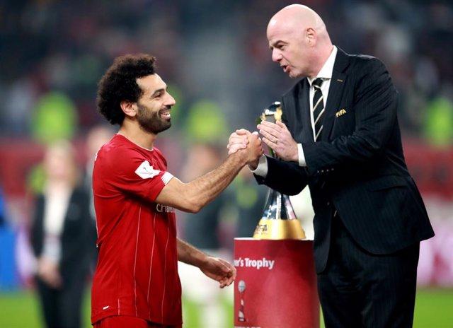 Fútbol.- La FIFA reubicará el Mundial de Clubes de 2021 para facilitar la disput