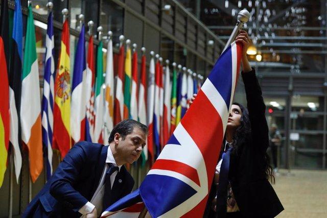 Coronavirus.- La UE y Reino Unido aplazan sin fecha las negociaciones postBrexit