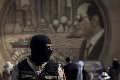 Egipto anuncia la muerte de seis presuntos terroristas en un enfrentamiento en la península del Sinaí