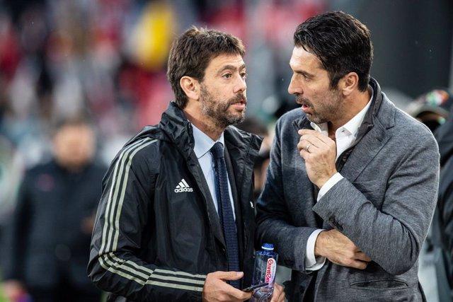 Fútbol.- El dueño de la Juventus dona 10 millones de euros para la lucha contra
