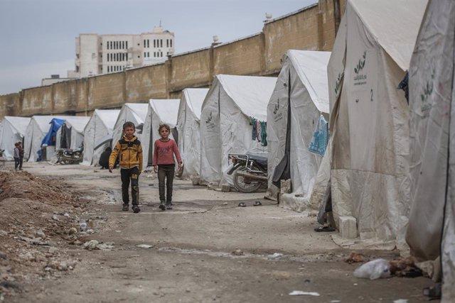 Siria.- MSF advierte de que el alto el fuego en Idlib no ha puesto fin a la cris