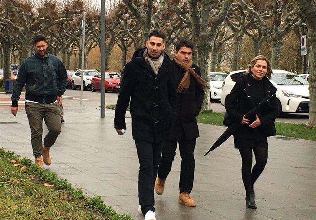 Fútbol.- Absuelto uno de los exjugadores de la Arandina condenados por agesión s