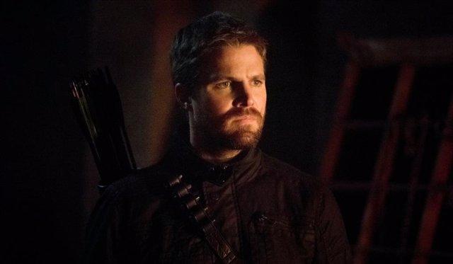 Stephen Amella en Arrow