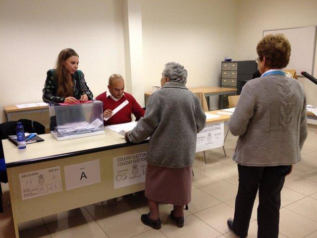 5A.- La junta electoral avala suspender elecciones gallegas y estima que debe re