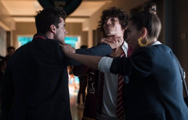 Imagen de la tercera temporada de Élite
