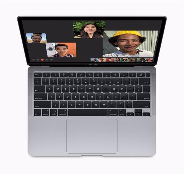 El nuevo MacBook Air de 13 pulgadas llega con el teclado de tipo tijera mejorado