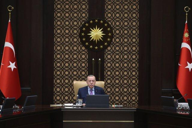 """Coronavirus.- Erdogan pide """"paciencia y rezos"""" para hacer frente al coronavirus"""