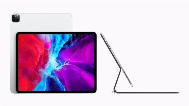 Apple añade doble cámara al nuevo iPad Pro, con un nuevo teclado con 'trackpad'