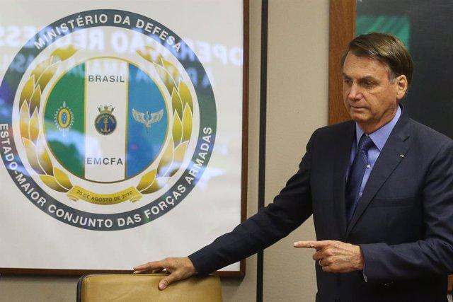 Economía/Finanzas.- El Banco Central de Brasil recomprará bonos soberanos en man