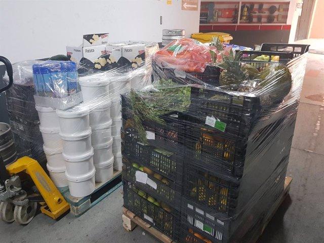 Málaga.- Coronavirus.- Fuerte Group Hotels cede alimentos perecederos de sus hot