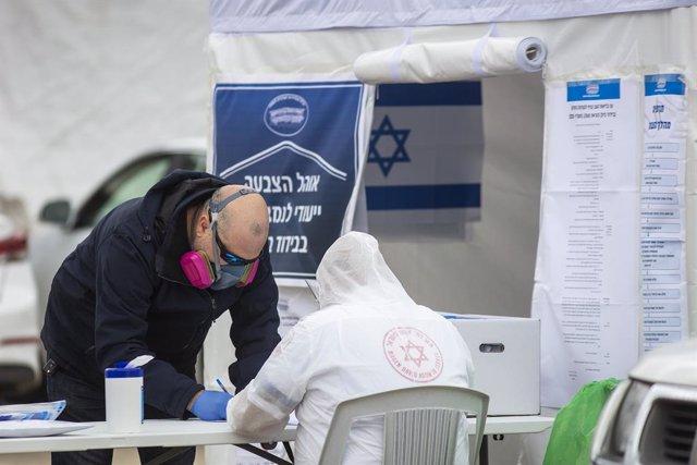 """Coronavirus.- Un ministro de Israel dice que será """"inevitable"""" un """"cierre total"""""""