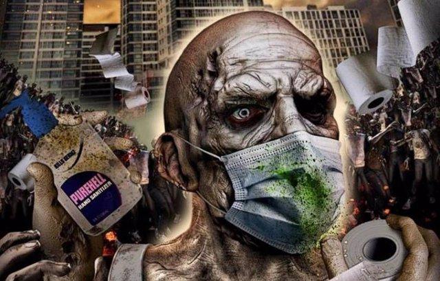 Corona Zombies, la película sobre el coronavirus