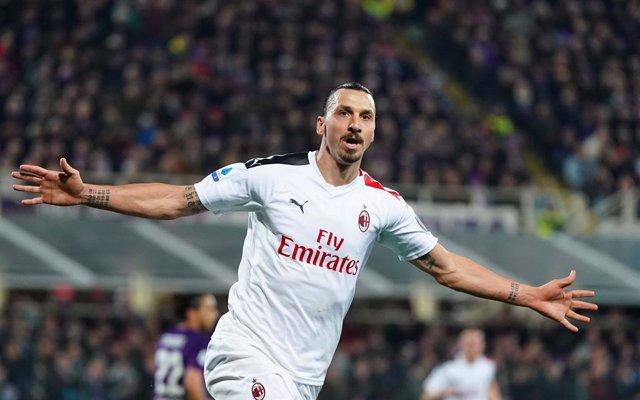 Fútbol.- Ibrahimovic recauda fondos para hospitales italianos y su lucha contra