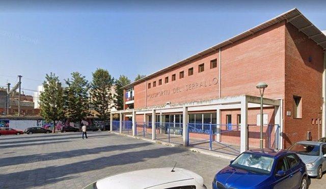 Pavelló municipal del Serrallo de Tarragona