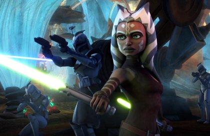 Ahsoka Tano regresa en el nuevo tráiler de Star Wars: The Clone Wars de Disney+