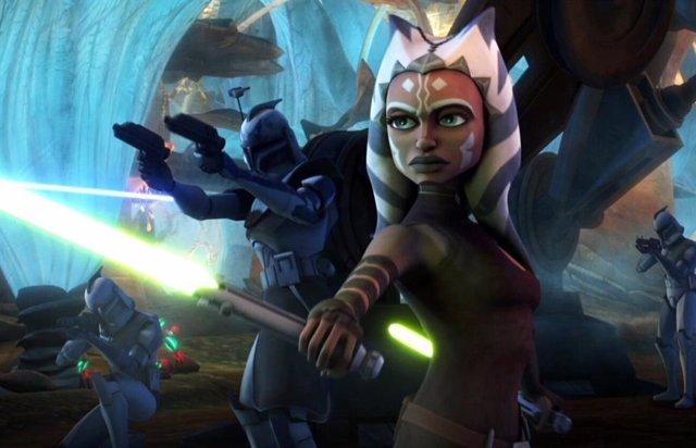 Ahsoka Tano regresa en el nuevo tráiler de Star Wars: Las Guerras Clon de Disney+