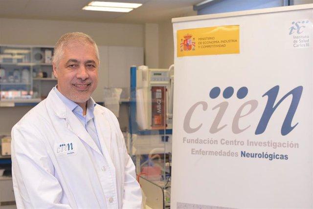 El doctor Miguel Calero, nuevo director científico de la Fundación CIEN