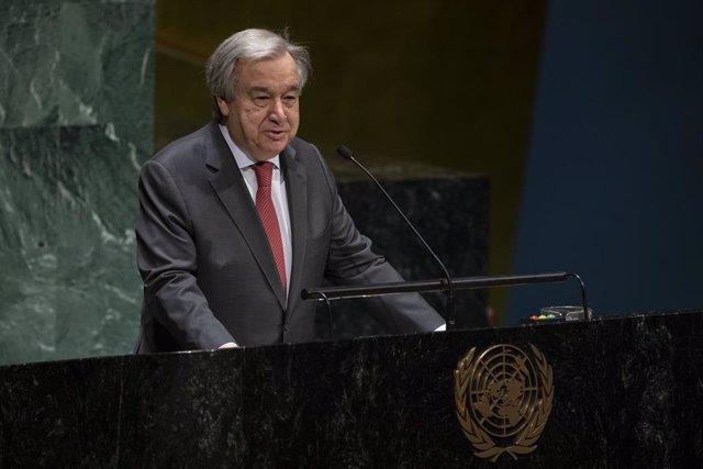 O.Próximo.- El secretario general de la ONU nombra a Philippe Lazzarini como nue