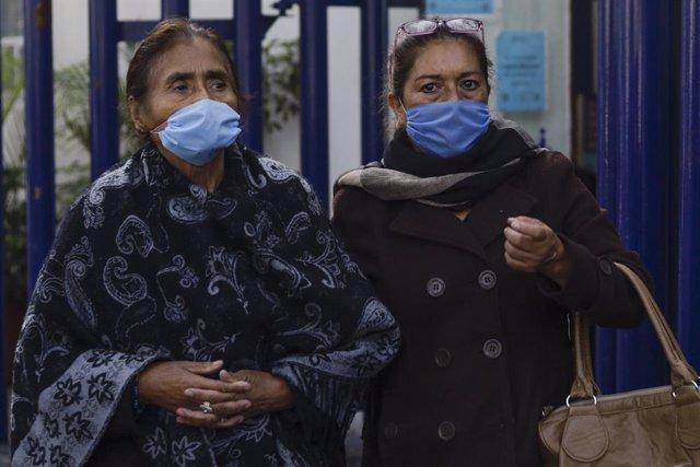 Coronavirus.- México registra el primer fallecimiento de un paciente con coronav