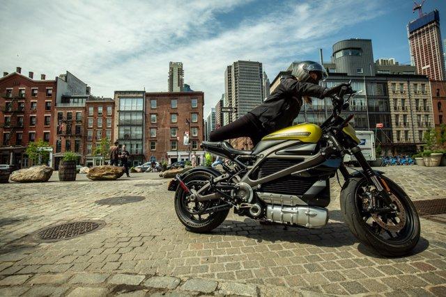 Economía/Motor.- Harley-Davidson cierra la mayoría de sus plantas de Estados Uni