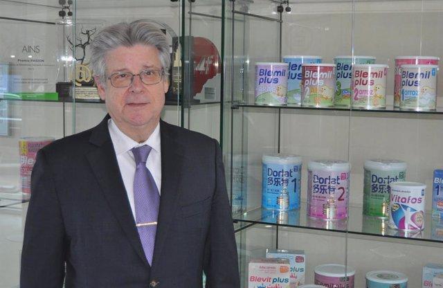 Joan Permanyer, nou president de Laboratoris Ordesa