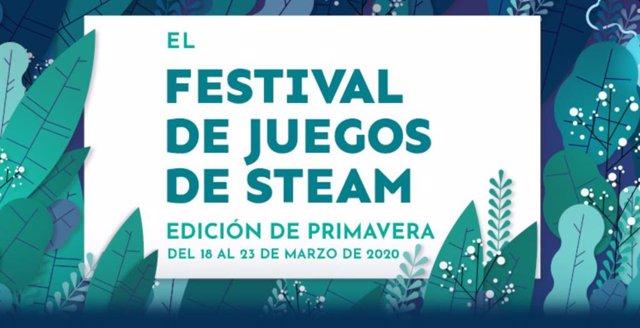 Steam Game Festival permite probar hasta 40 juegos 'indie' que no pudieron ir a