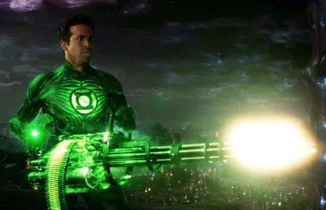 Ryan Reynolds en Green Lantern