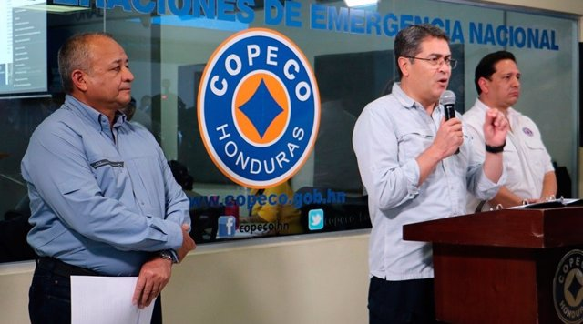 Coronavirus.- El presidente de Honduras pide a los ciudadanos estar preparados p