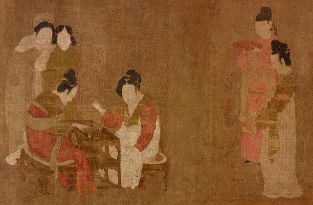 Desigualdad de género desde la infancia en dientes de la era de Confucio