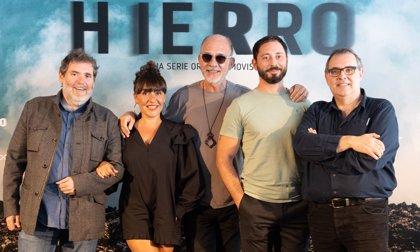 Suspendido el rodaje de la segunda temporada de 'Hierro' por el coronavirus