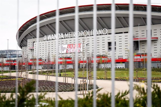 Imagen del Wanda Metropolitano