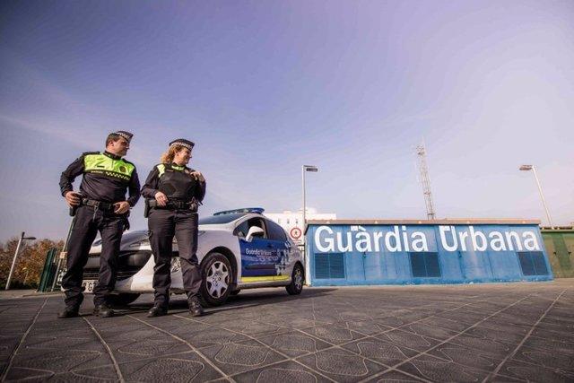 Guardia Urbana de Tarragona.