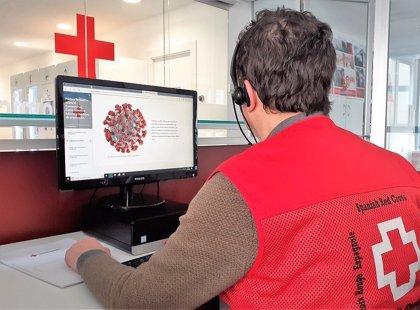 Cruz Roja lanza el 'Plan Cruz Roja Responde frente al Covid-19'