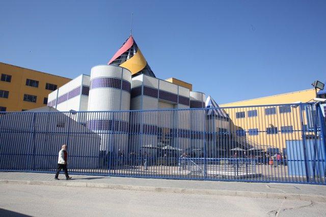 Imagen de recurso del Centro de Internamiento de Extranjeros, CIE, de Aluche (Madrid)