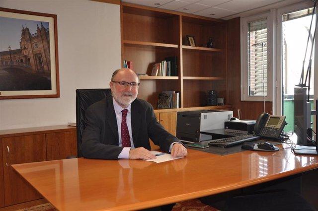 El presidente del Grupo Tragsa, Jesús Casas Grandes