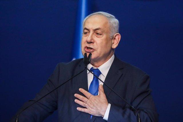 Coronavirus.- Netanyahu anuncia un confinamiento obligatorio de siete días en Is
