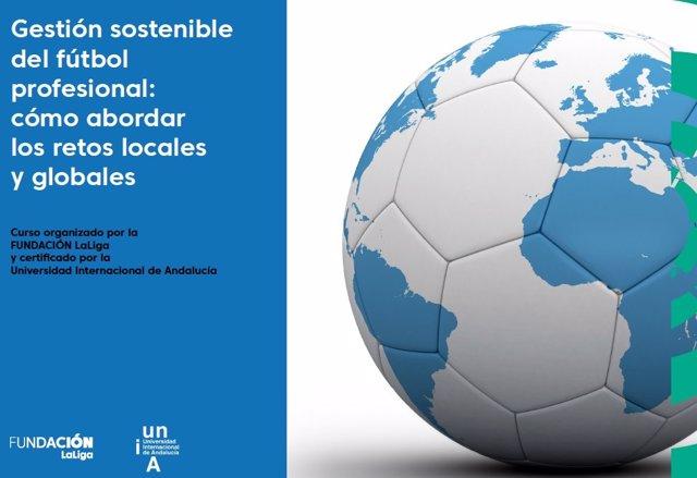 Fútbol.- LaLiga y la UNIA desarrollan un curso sobre gestión sostenible del fútb