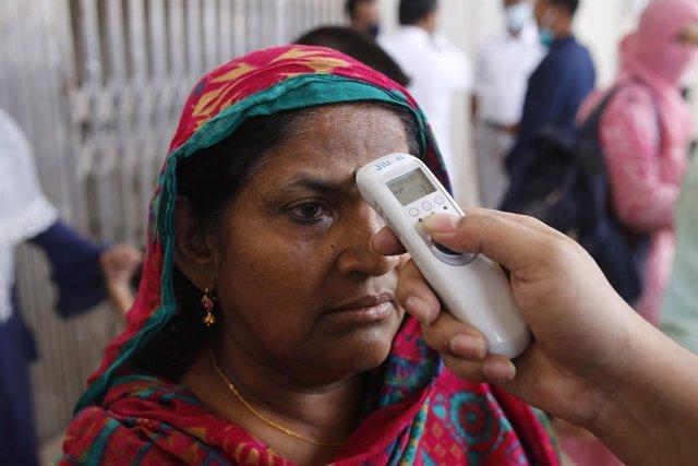 Coronavirus.- Bangladesh pospone todas las manifestaciones y llamadas masivas al