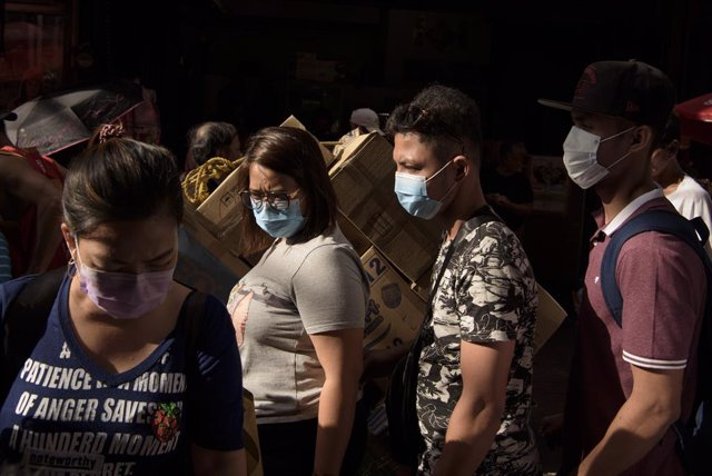 Coronavirus.- Duterte prepara un presupuesto extra de 1.600 millones para hacer
