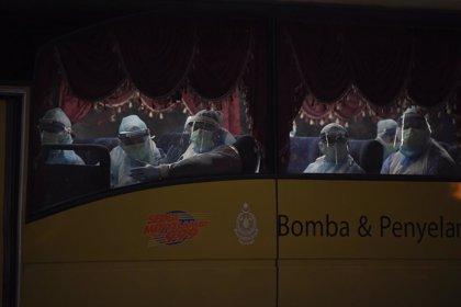 VÍDEO: Coronavirus.- La pandemia del coronavirus supera los 10.000 muertos con más de 240.000 contagiados en el mundo