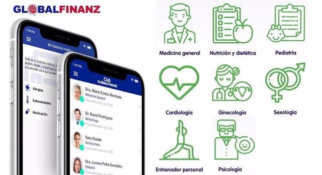 COMUNICADO: GLOBALFINANZ ofrece su chat médico gratuito por la crisis del corona