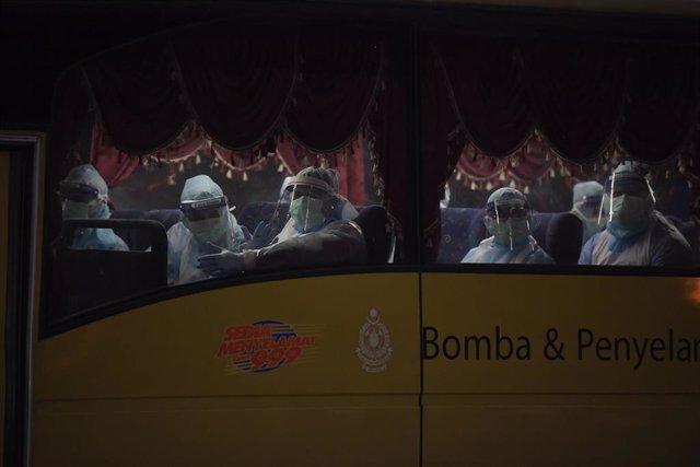 Coronavirus.- La pandemia del coronavirus supera los 10.000 muertos con más de 2
