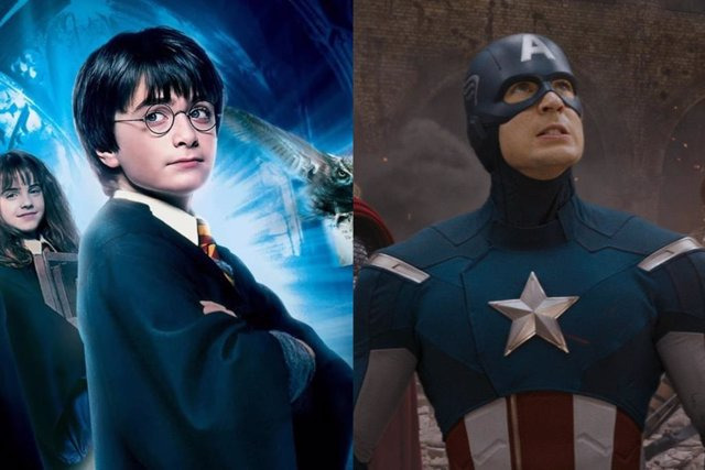 Harry Potter y Vengadores