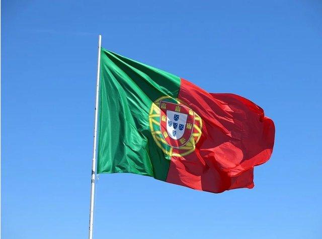 Imagen de recurso de una bandera de Portugal