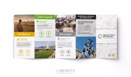 LA BENDITA AGENCIA crea la campaña para dar a conocer la Agenda Urbana de la Generalitat de Cataluña