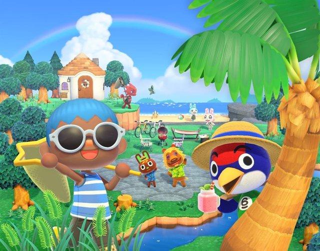 Animal Crossing: New Horizons, ya disponible en exclusiva para Nintendo Switch