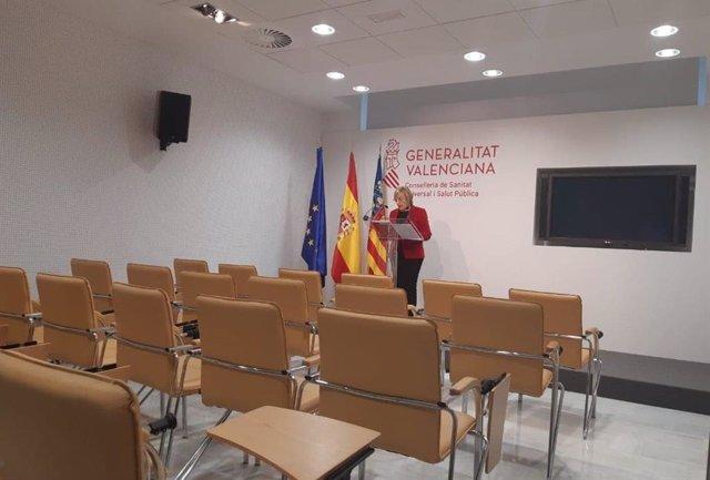 Ana Barceló en imagen de archivo