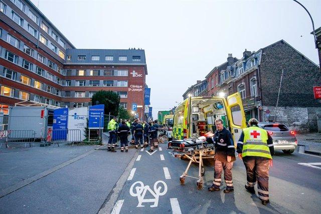 Coronavirus.- Bélgica eleva a 37 las muertes vinculadas al coronavirus, 16 de el
