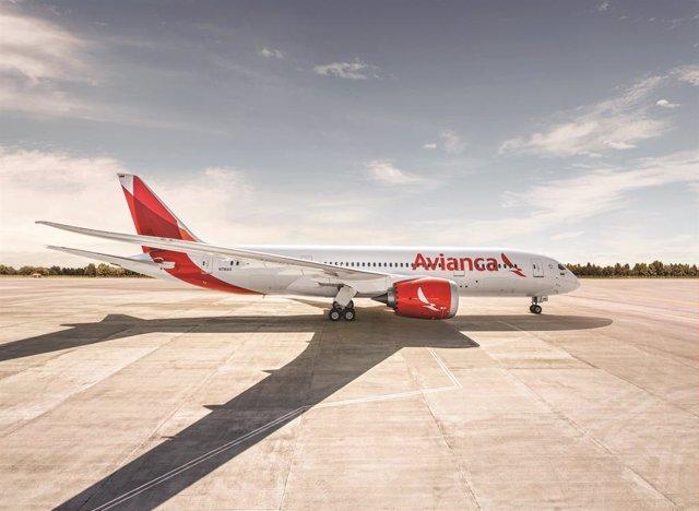 Avianca suspenderá su actividad internacional a partir del próximo lunes por el