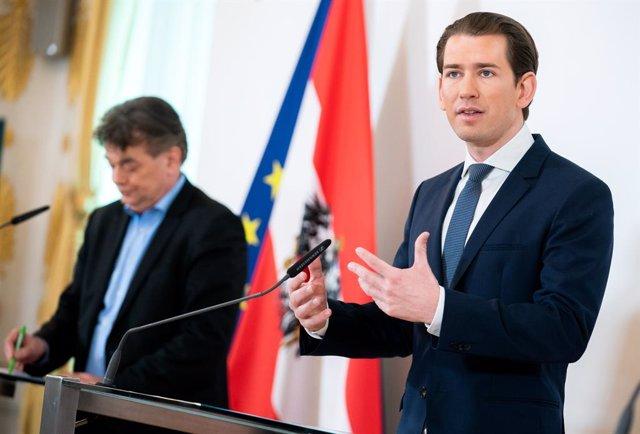 Coronavirus.- Austria amplía las restricciones contra el coronavirus hasta el 13